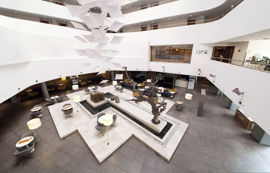 Interior view RADISSON BLU AIRPORT HOTEL IST