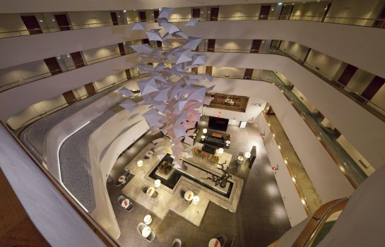 Interior view Istanbul Radisson Blu Conference & Airport Hotel