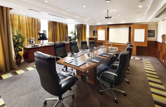 Conference room Istanbul Radisson Blu Conference & Airport Hotel