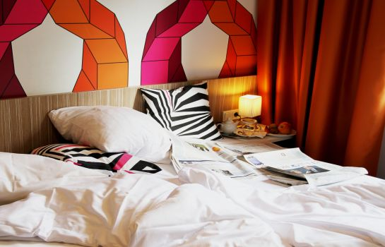 Chambre double (standard) Madeleine Biohotel