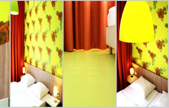 Chambre double (confort) Madeleine Biohotel