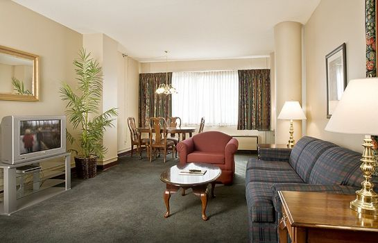 Chambre THE GARFIELD SUITES HOTEL