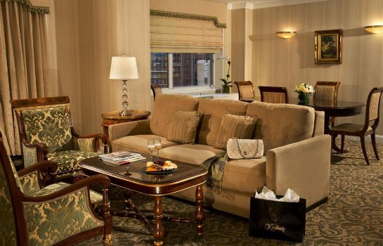 Suite The Kimberly Hotel