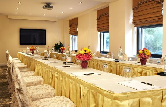 Sala de reuniones The Kimberly Hotel