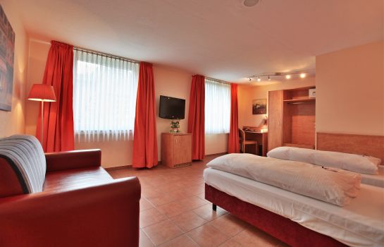 Chambre double (standard) CityClass Caprice am Dom