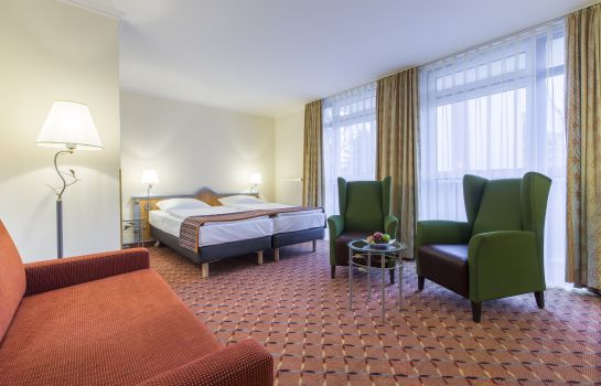 Zimmer PARK INN BY RADISSON MUNICH
