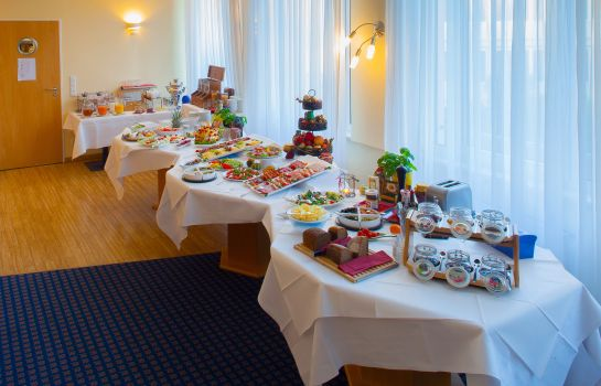 Breakfast buffet Herrenhausen