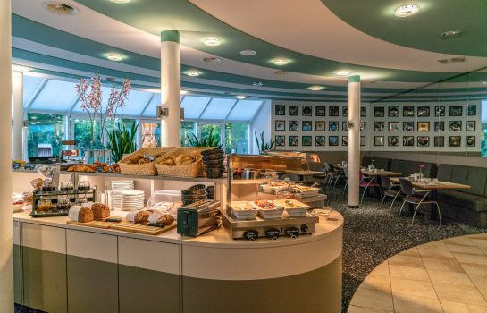 Breakfast buffet Globana Airport