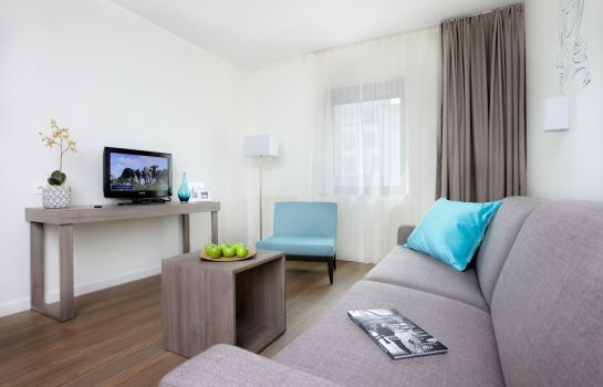 Suite Citadines Toison d Or Brussels