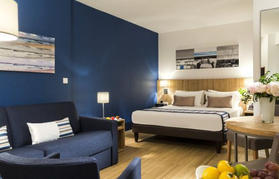 Zimmer Citadines Croisette Cannes