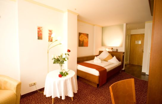 Single room (standard) Angerhof Kur- und Sporthotel