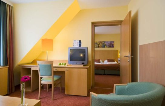 Suite Park Inn by Radisson Uno City Vienna