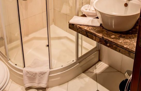 Bagno in camera Romance Splendid SPA Hotel