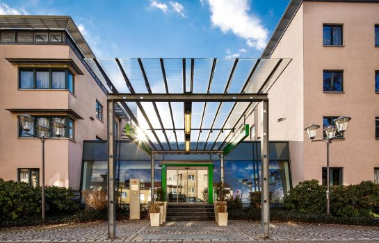 Außenansicht Holiday Inn DRESDEN - CITY SOUTH