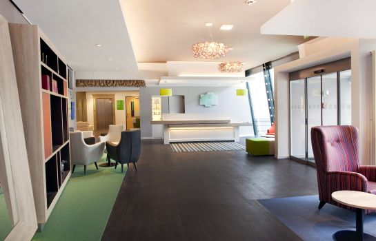 Hotelhalle Holiday Inn DRESDEN - CITY SOUTH