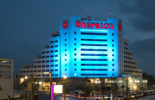 Exterior view Sheraton Jumeirah Beach Resort