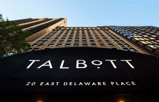 Zimmer THE TALBOTT HOTEL CHICAGO LIF