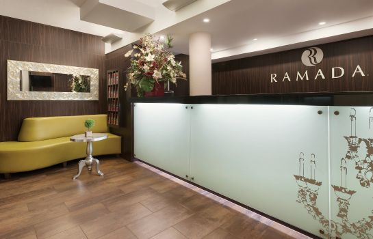 Reception Ramada City Center