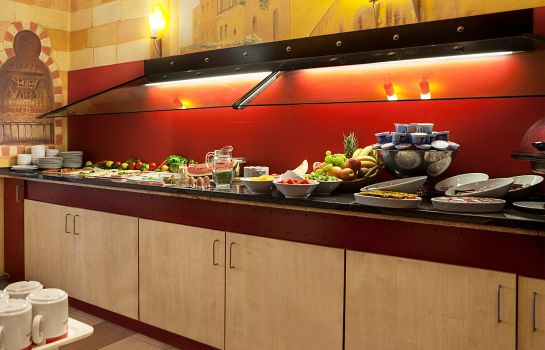 Breakfast buffet Ramada City Center
