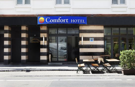 Picture Comfort Hotel Frankfurt Central Station