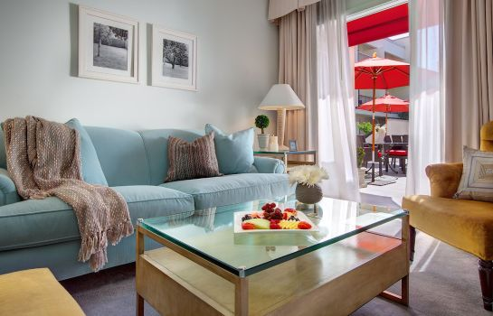 Suite Luxe Rodeo Drive Hotel