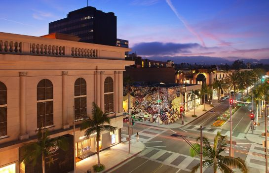 Info Luxe Rodeo Drive Hotel