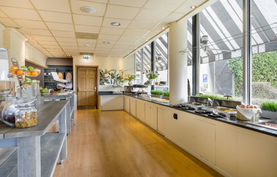 Sala colazione Select Hotel Apple Park Maastricht