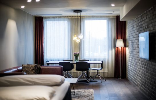 Suite First Hotel Grims Grenka