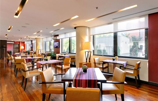 Ristorante 1 AZIMUT Moscow Olympic Hotel