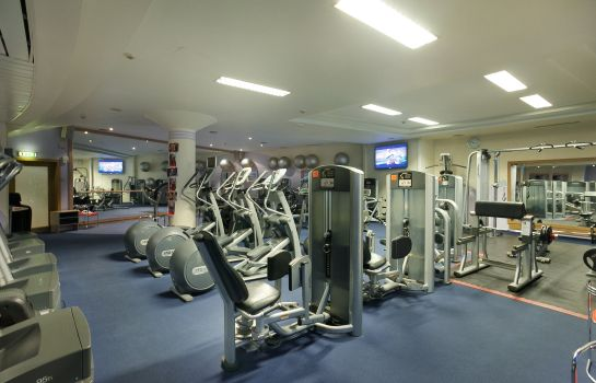 Sports facilities AZIMUT Moscow Olympic Hotel