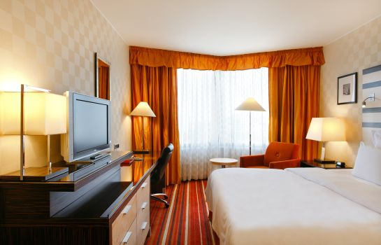 Double room (superior) AZIMUT Moscow Olympic Hotel