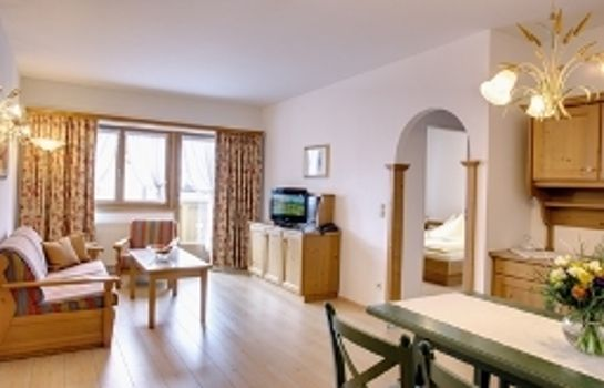 Junior-suite Lisi Family Hotel
