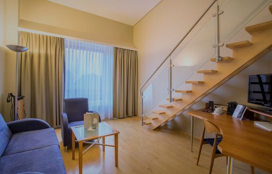 Junior suite The Rilano Hotel Frankfurt Oberursel