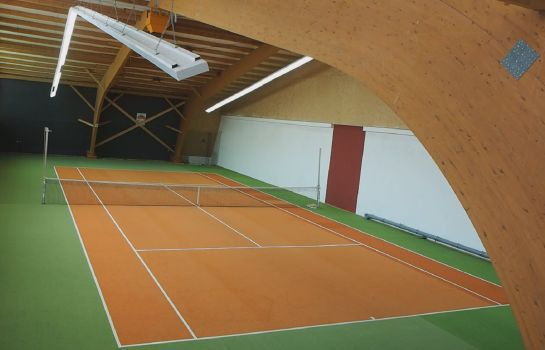 Tennis court Albblick