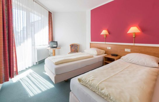 Double room (standard) Aparthotel Berlin