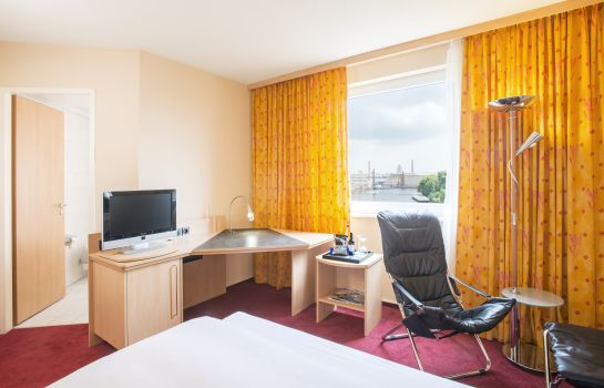 Chambre individuelle (standard) NH Berlin Treptow