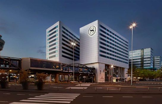 Exterior view Sheraton Amsterdam Airport Hotel and Conference Center