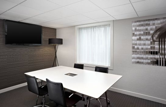 Conference room Sheraton Amsterdam Airport Hotel and Conference Center