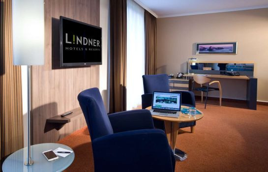 Suite Lindner Hotel Bay Arena