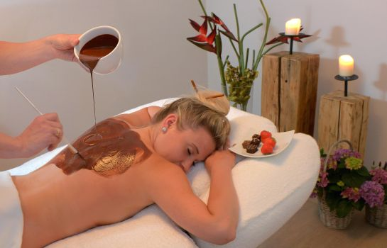 Massage room Romantik Hotel Schwanefeld