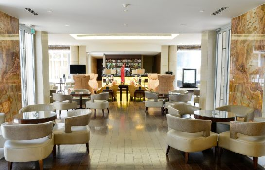 Hotel bar Crowne Plaza BUCHAREST
