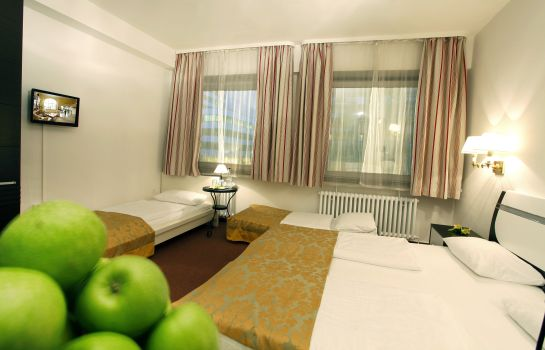 Triple room Centro Hotel City Gate