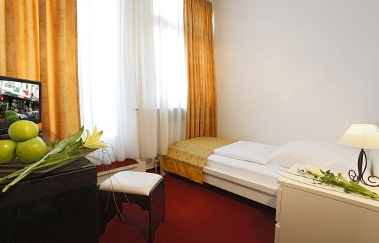 Single room (standard) Centro Hotel City Gate