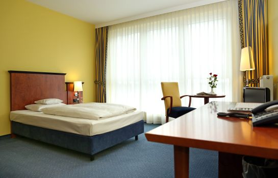 Single room (superior) Best Western Amedia Frankfurt Rüsselsheim