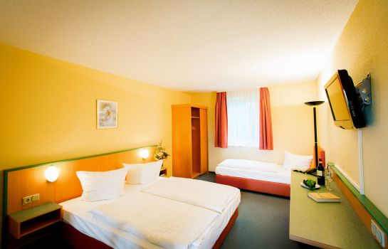 Chambre triple Apart-Hotel Weimar