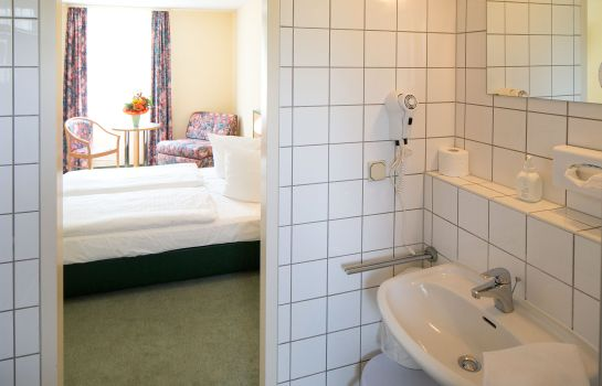Chambre double (standard) Apart-Hotel Weimar