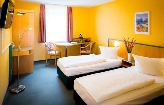Chambre double (confort) Apart-Hotel Weimar