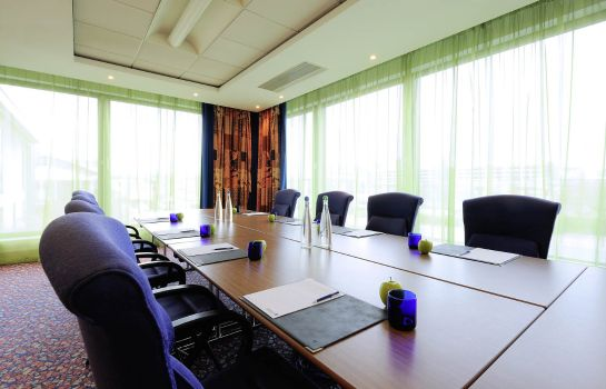 Meeting room Radisson Blu Hotel Manchester Airport