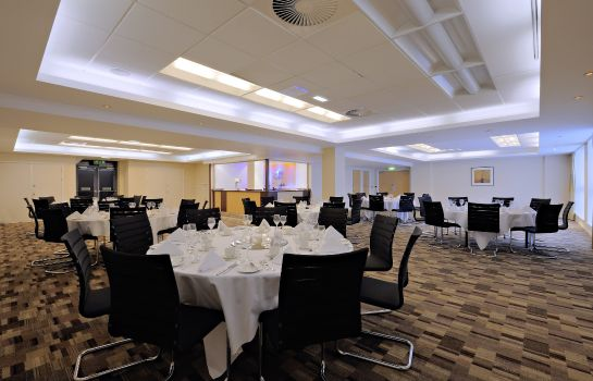Conference room Radisson Blu Hotel Manchester Airport