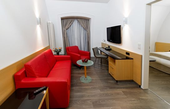 Junior Suite Dormero Hotel Dresden City
